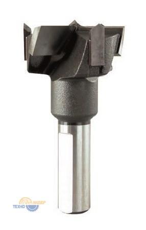 Сверло чашечное короткое 40×57.5 хвост. 10х25 (правое) 14A400R (Ful)