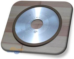 Фото алмазного шлифовального круга 12А2