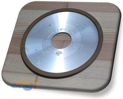 Алмазный шлифовальный круг 12А2 20 100x5x2x25 AC6 100/80 связка B2 01