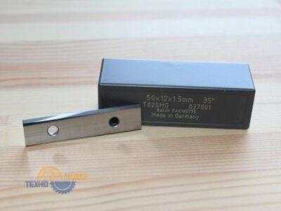 Пластина твердосплавная 50х12х1.5 мм T02SMG (Tigra) 037901