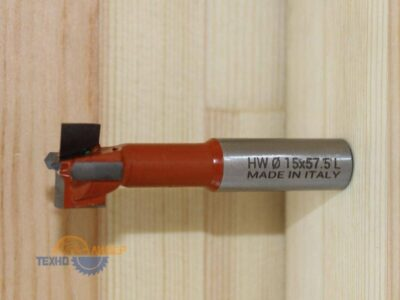 Сверло присадочное чашечное 15*57.5 L 14A150L (Ful)