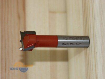 Сверло чашечное короткое 18×57.5L 14A180L (Ful)