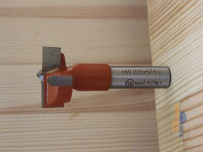 Сверло присадочное чашечное 28*57.5 L 14A280L (Ful)
