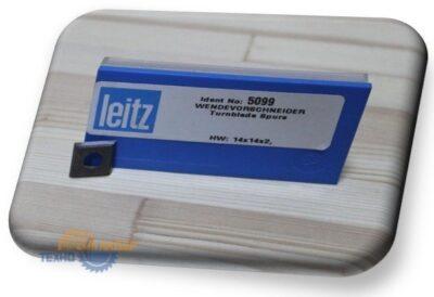 Пластина твердосплавная 14*14*2 (5099) Leitz