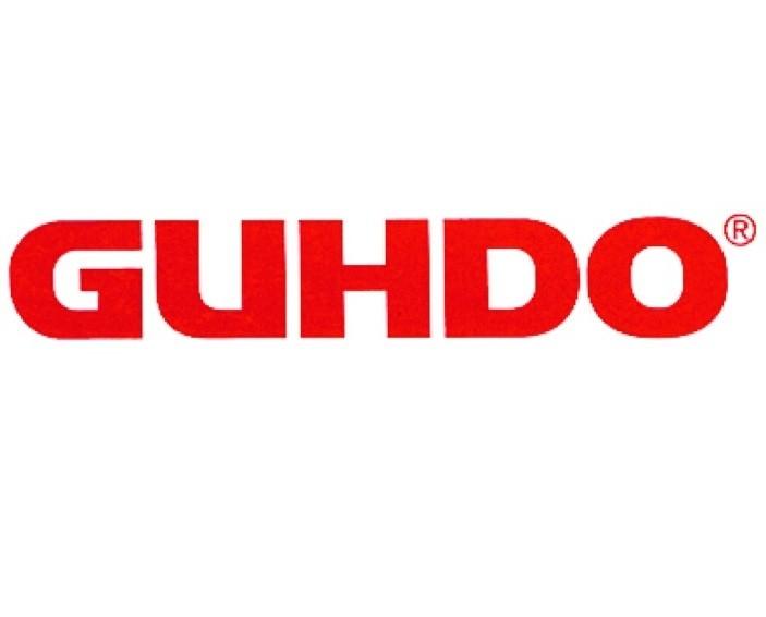 Логотип компании GUHDO