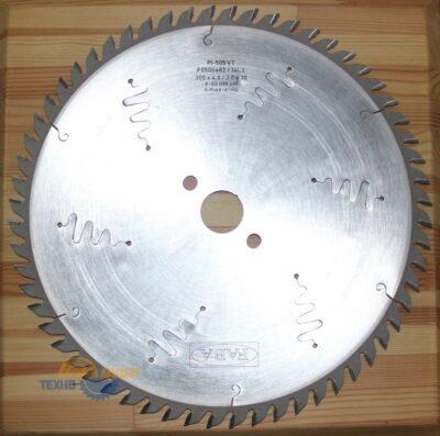 Пильный диск PI-505VT 300×4.0/3.0×30 Z=60 GM HW (FABA) P0500482