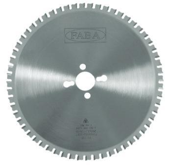 Пильный диск PI-535 300*2.2/1.8*25.4 Z=80 GSM HW 2/10/60 (FABA) P3500005