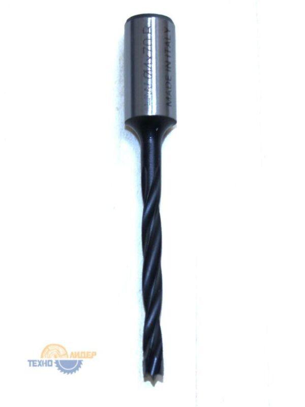 Сверло присадочное глухое 4.5х70 RH 50G.045.R Ful
