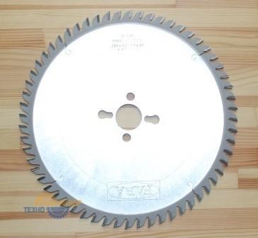 Пильный диск PI-505 250*3.2/2.2*30 Z=80 GS HW 2/10/60 2/7/42 2/9.5/46.5 (FABA) P0500004