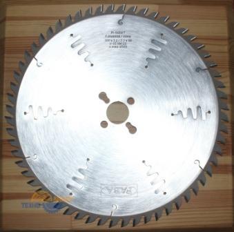 Пильный диск PI-505VT 250*3.2/2.2*30 Z=80 GS HW 2/10/60 2/7/42 2/9.5/46.5 (FABA) P0500006