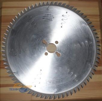Пильный диск PI-505VT 300×3.2/2.2×30 Z=72 GS HW 2/10/60 2/7/42 2/9.5/46.5 (FABA) P0500011