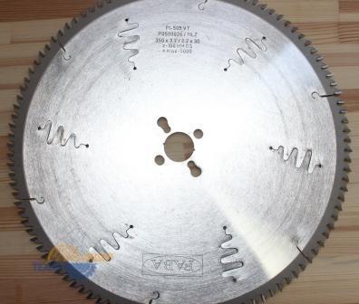 Пильный диск PI-505VT 350*3.2/2.2*30 Z=108 GS HW 2/10/60 2/7/42 2/9.5/46.5 (FABA) P0500026