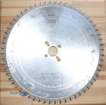 Пильный диск PI-506VT 315×3.2/2.2×30 Z=100 GA HW 2/10/60 2/7/42 2/9.5/46.5 (FABA) P0600017-15