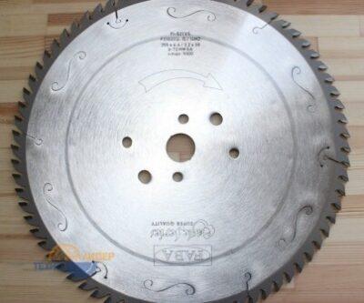 Пильный диск PI-521VS 355*4.4/3.2*30 Z=72 GA HW 2/10/60 2/10/110 (FABA) P2102012-15