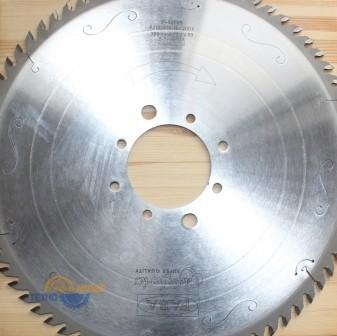 Пильный диск PI-521VS 380*4.4/3.2*80 Z=72 GA HW 4/9/100 2/9/110 2/14/110 (FABA) P2103036-15