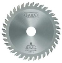 Диск пильный пазовый 100х30*4.0/3.0 Z=18 GM HW PI-401 (FABA) S0100005