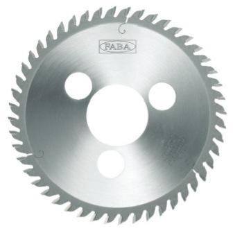 Пильный диск для выборки пазов на автоматизированной линии с пневматической быстросменной системой PI-403T 180*3.2/2.2*50 Z=48 GM HW 3/22/80 (FABA) S0300002