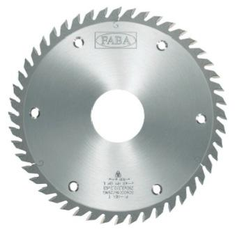 Пильный диск для дробителя PI-404S 220*4.0/2.8*80 Z=48 6/6.5-10.5/154 GM-L HW (FABA) S0400510