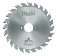Пильный диск подрезной PI-405S 120*2.8/3.6*20 Z=12+12 GM HW (FABA) S0500066