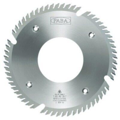Пильный диск для дробителя PI-406T 250×4.0/3.0×80 Z=72 6/6.5-10.5/200 GM-R HW (FABA) S0600007