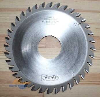 Пильный диск подрезной PI-408S 200*4.4-5.4/3.0*20 Z=36 GR/GS HW (FABA) S0800604