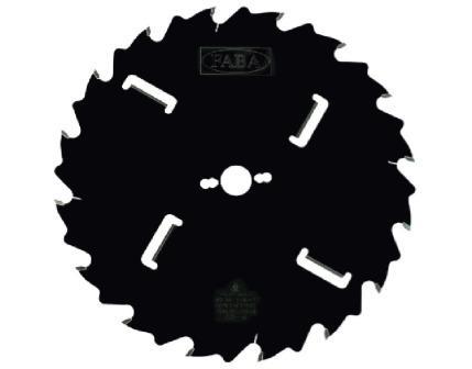 Пильный диск PI-502 200х2.4/1.6×50 z=22+2 GM HW (FABA) P0200424