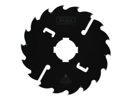 Пильный диск PI-503 350*3.5/2.3*30 Z=24+4 GM HW (FABA) P0300808