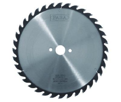 Пильный диск PI-511 250×3.5/2.3×30 Z=30 GM HW 2/10/60 2/7/42 2/9.5/46.5 (FABA) P1100251