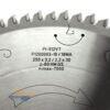 Диск для усозарезных станков 250х30_3.2/2.2 z80 GS PI-512VT FABA P1200002-15 23440