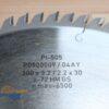 Диск универсальный 300х30_3.2/2.2 z72 GS PI-505 FABA P0500009 11741