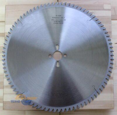 Диск пильный PI-505 350х30*3.2/2.2 Z=84 GS HW 2/10/60+2/7/42+2/9.5/46.5 (FABA) P0500021