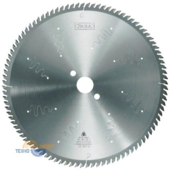 Диск пильный по ЛДСП, МДФ 300х30_3.2/2.2 Z60 GA FABA PI-506VT P0600010-15