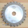Пильный диск подрезной PI-408T 125*2.8-3.6/2.2*20 Z=24 GR/GM HW (FABA) S0800002