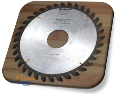 Пильный диск GUHDO 200х4.4-5.1/3.5х45 z=36 K 2055.200.47