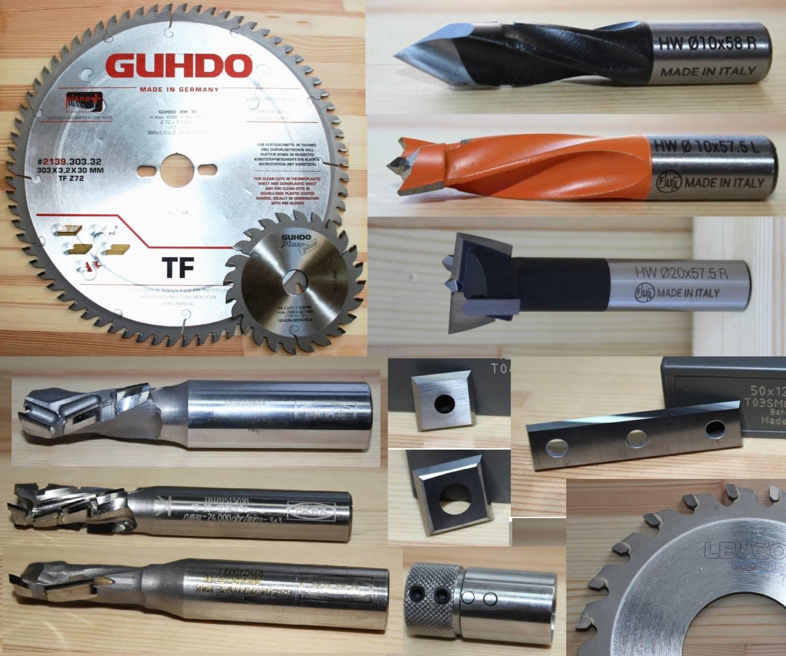 Инструмент для мебельных производств