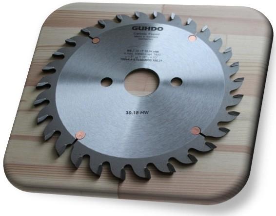 Поступление пильных дисков GUHDO на склад