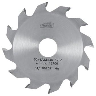 Диск пазовый  Pilana 150×3.0/2.2×30 z12  92 Fz