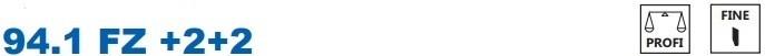 94.1 FZ +2+2 - пила для распиловки древесины иконки