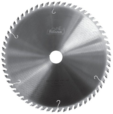 Диск для торцовки HW 260×2.6/1.8×30 z60  81 WZ SSW Pilana