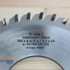Пильный диск подрезной PI-408S 180×4.4-5.4/3.2×65 z=36 GR/GS (FABA) S0801619 10535
