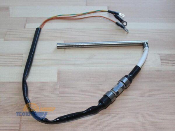 4-008-41-0250 Нагревательный элемент D=8.0 L=130 220 W угол.
