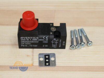 4-011-04-0619 Клапан электрический 3/2 0-10 BAR 24V DC