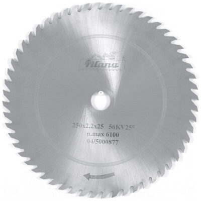 Пила круглая (стальная) 1000**5.0*50KV25 (Pilana)