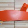 Защита пилы для форматно-раскроечного станка 400*200 мм