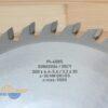 Пильный диск подрезной PI-408S 200×4.4-5.4/3.2×30 Z=36 GR/GS HW (FABA) S0802006 11332