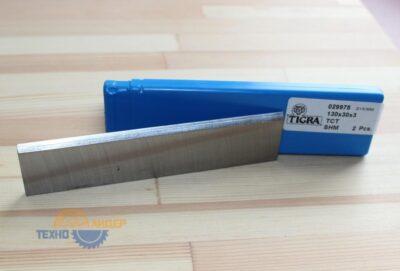 Нож 130X30X3мм SHM-TCT (Tigra) 029975