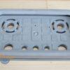 10.01.12.00011 Резиновая накладка для блока (верхняя) VCSP-O 125х75х16.5мм 11523