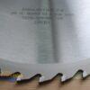 Пила дисковая подрезная HW 300×4.4-5.4×30 Z=48 KO-WS TOPLINE (Leuco) 191989 11728