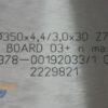 Диск пильный 350х30_4.4/3.0 Z72 TR-F UNICUT 192033 Leuco 11698