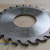 Пила дисковая подрезная 125×4.45-5.25×45 Z=24 KO-WS (Leuco) 191968 11711